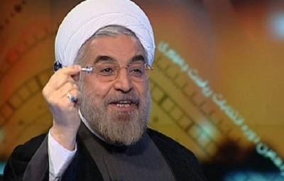 روحانی با کلید تدبیر